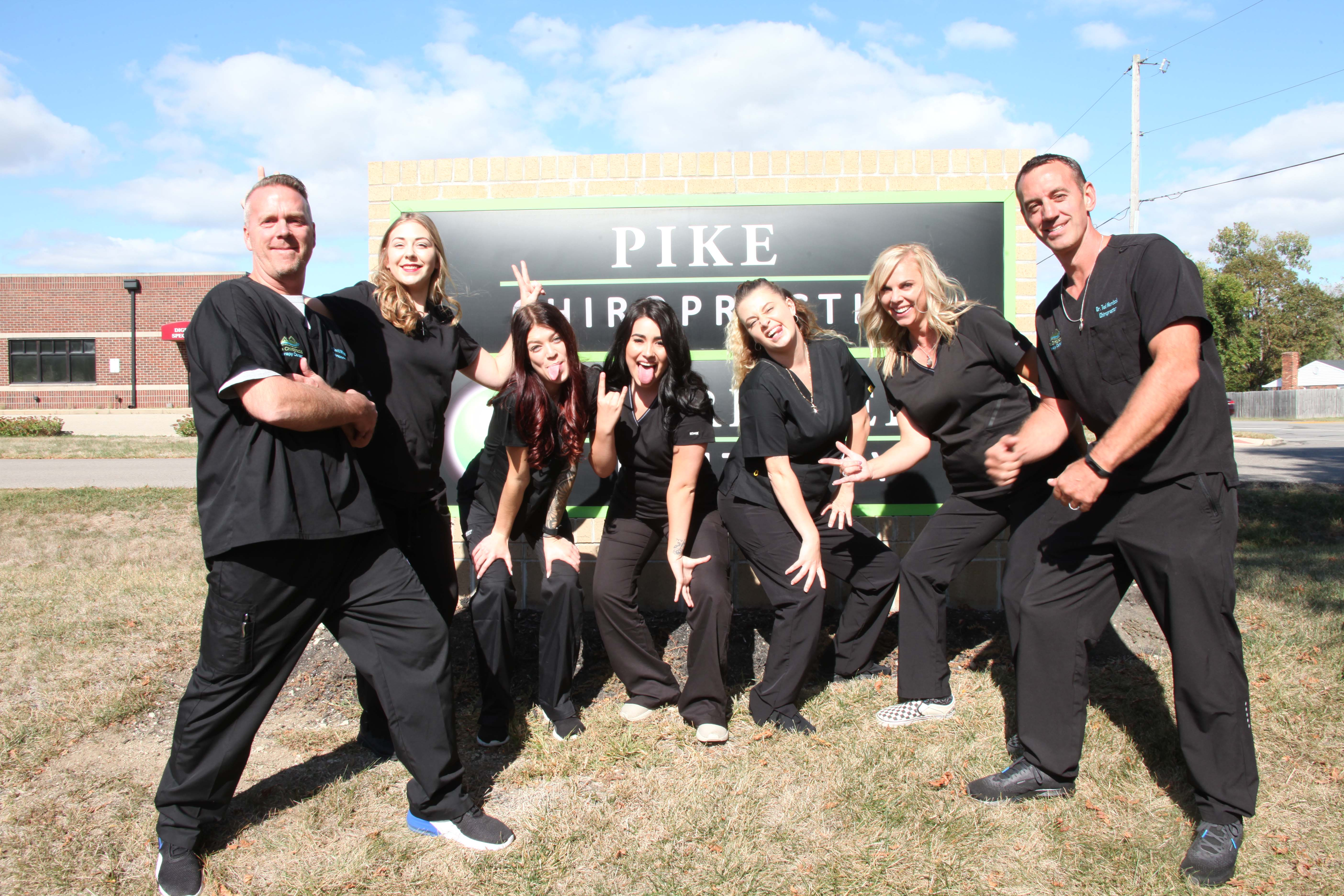 Pike Chiropractic Therapy Center Doctors and Staff