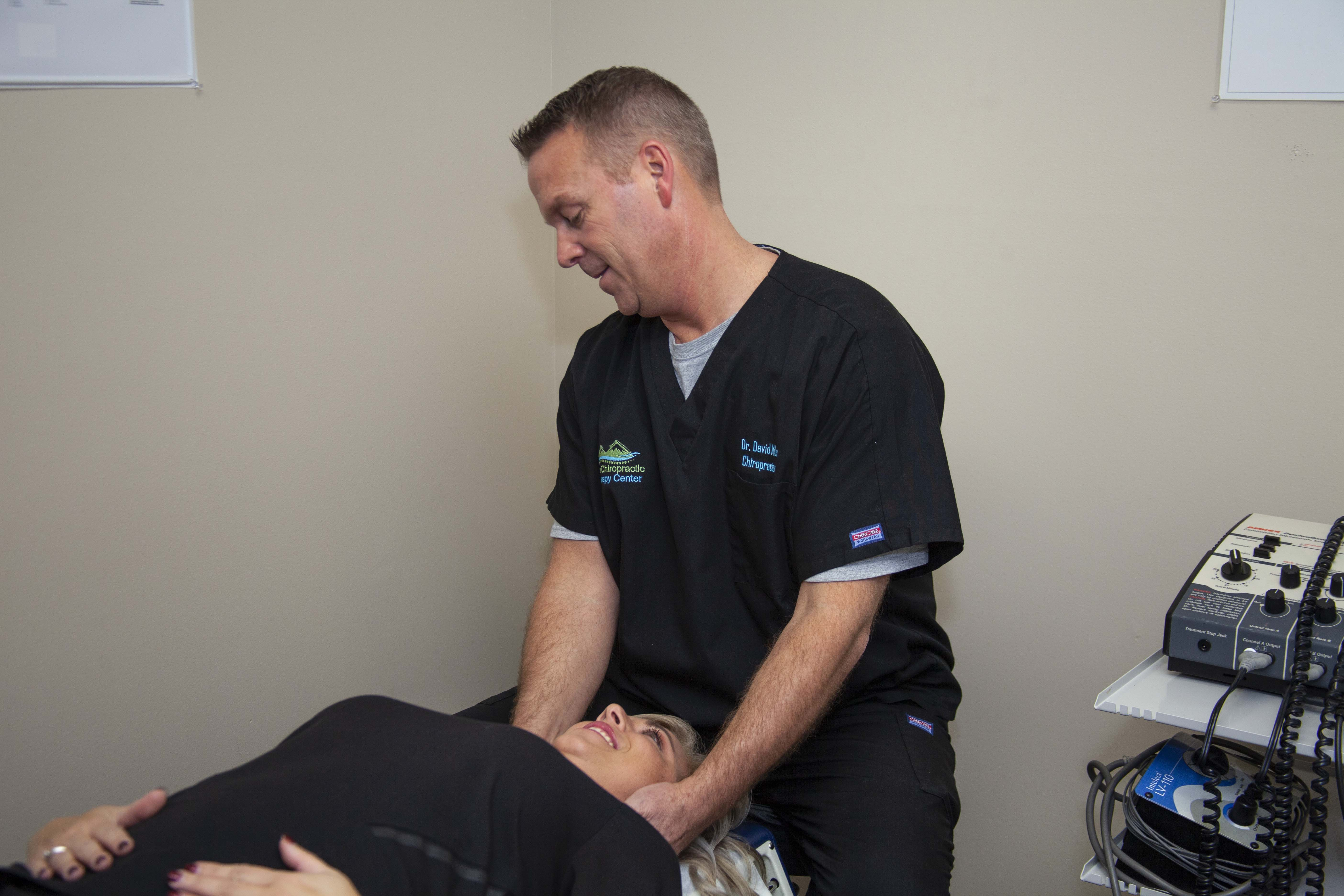 Pike-Chiropractor-Treatment